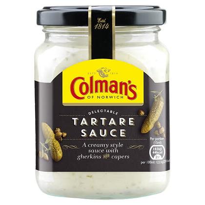 Colman's 250ml Tartare Sauce
