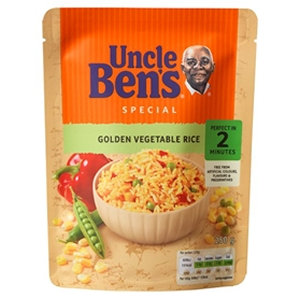 Uncle Ben's 250g Special Vegetable Rice