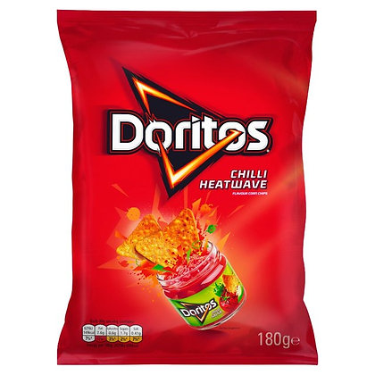 Walkers 180g Chilli Heatwave Doritos