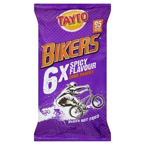 Tayto 6pk Spicy Bikers