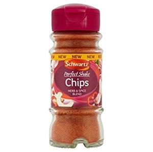 Schwartz 55g Chips Perfect Shake
