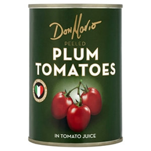 Don Mario 400g Plum Tomatoes