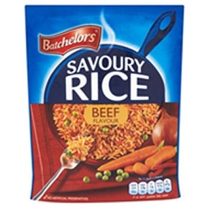 Batchelors 120g Savoury Beef Rice