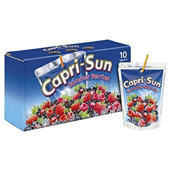 Capri Sun 10pk Summer Berry
