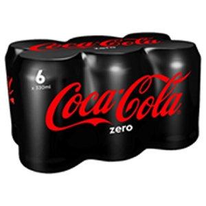 Coca Cola 6pk Coke Zero