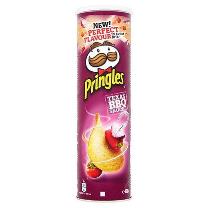 Pringles 200g Texas BBQ Sauce