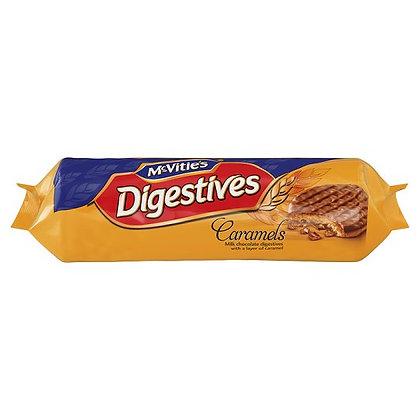 McVitie's 300g Caramel Digestives