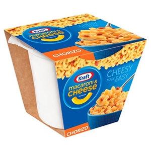 Kraft 330g Chorizo Macaroni & Cheese