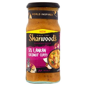 Sharwood's 420g Coconut Curry Cooking Sauce