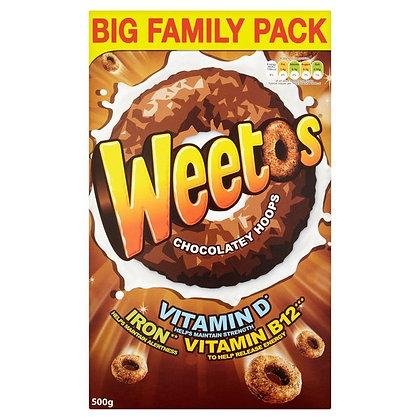 Weetabix 500g Weetos