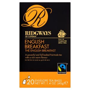 Ridgways 20k English Breakfast Tea Bags