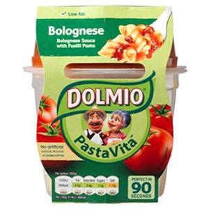 Dolmio 300g Fusili Bolognese Pasta Vita