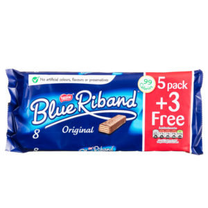 Nestle Plus 3 Free 5pk Blue Riband