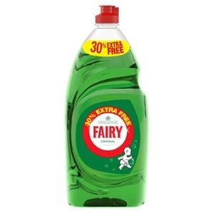 Fairy 30% Extra Free 780 Original Wash Up Liquid
