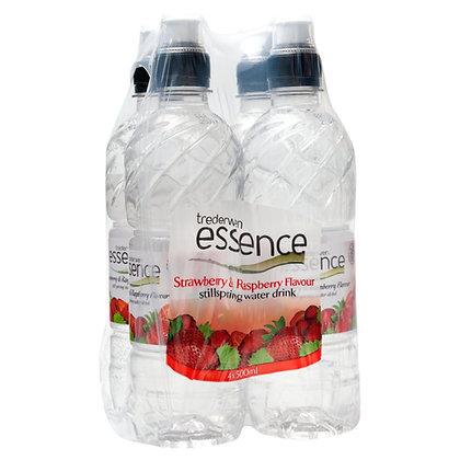 Trederwen 4pk Strawberry Water