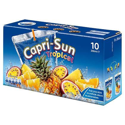 Capri-Sun 10pk Tropical Juice Drink