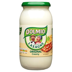 Dolmio 470g Lasagne Creamy Sauce