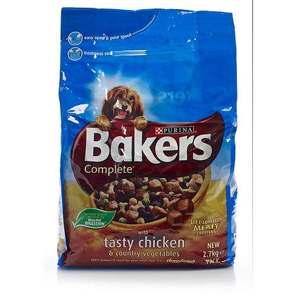 Bakers 2.7kg Complete Chicken & Veg