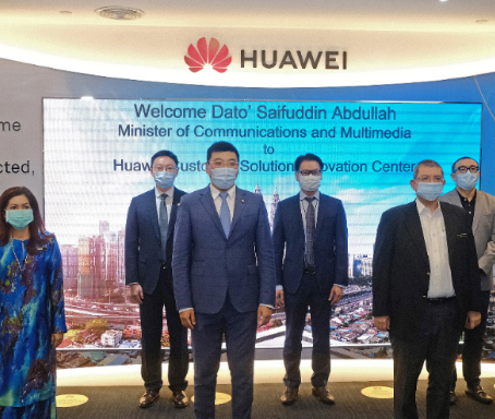 Huawei launches ASEAN academy to empower digital talent and nurture a digital ecosystem