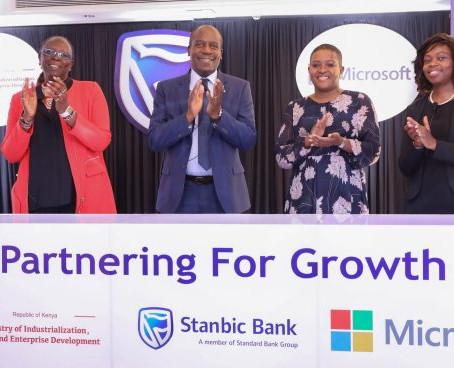 Kenya: New digital skills program for the jobless and entrepreneurs