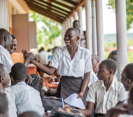 PwC and UNICEF join forces to boost youth skills worldwide.