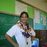 """""""A few months after we met, Seana returned to Hawaii a second time. An exceptionally gifted instructor herself, one day she came and sat in on my fifth-grade classroom."""""""