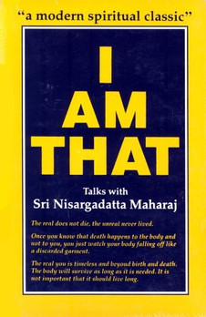 I Am That - Talks with Nisargadatta recorded by shaman, Clay Lomakayu