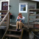 """""""Built in the 1930s as a fishing shack, twice each day the tides circulated in and out beneath it."""""""