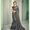 Thumbnail: Uniqe Style Grey Color Art Silk Saree with Fabric Lycra