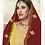 Thumbnail: Phillauri Patiyala Georgette Salwar Kameez Yellow Color