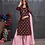 Thumbnail: Phillauri Patiyala Salwar Kameez Ready to Ship Dark Wine Color