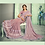 Thumbnail: Uniqe Style Dusty pink Color Art Silk Saree with Fabric Lycra