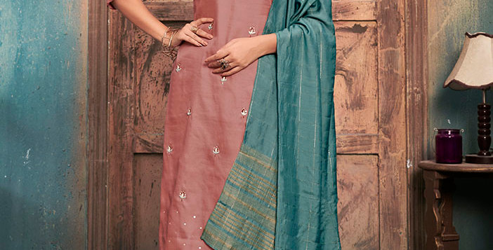 Pretty Style Designer Readymade one Piece Tunic & Kurti, Dusty Pink