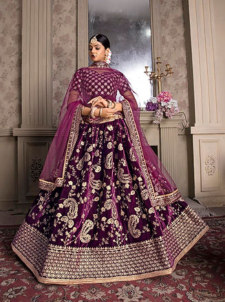 Latest Lehenga Cholis