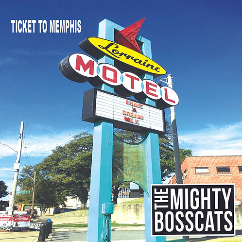 Ticket To Memphis  - Available 21/03/20