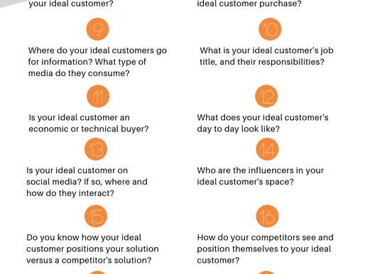 Tips for Finding Your Ideal Customer
