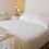 ברולי למיטה זוגית בצבע לבן