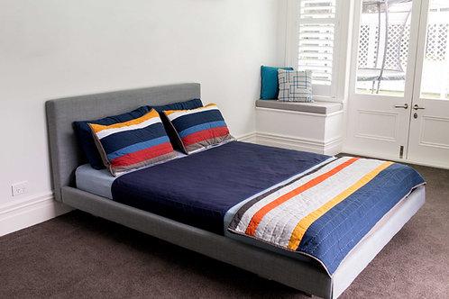 מגן מזרון למיטה זוגית קווין - ברוֹלִי