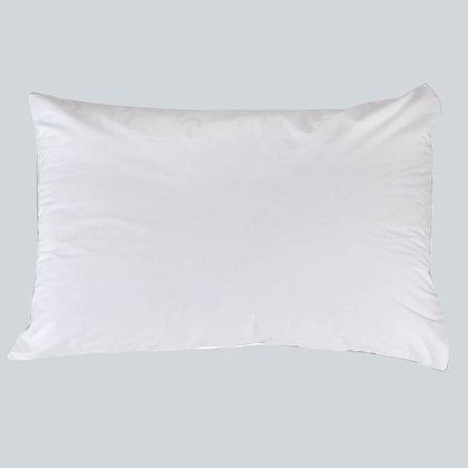 מגן כרית שינה מבד כותנה