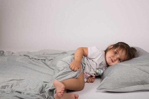 מארז מקרר לילדים - שמיכה וציפית של איזינייטס