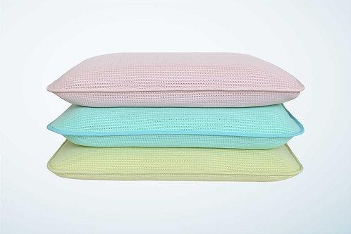 שלושת כריות השינה של איזינייטס - ורוד, תכלת וצהוב