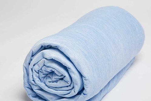 שמיכה קרירה של איזינייטס - צבע תכלת