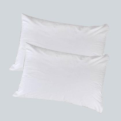 מארז של 2 יחידות - מגן לכרית שינה מכותנת ג'רזי