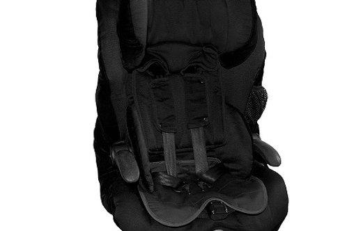 מגן למושב רכב לפעוטות וילדים של ברולי - מארז זוגי