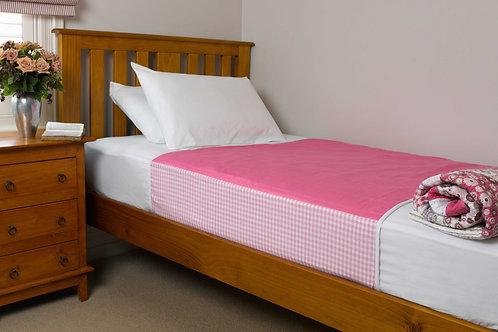 מגן מזרון למיטת יחיד - ברוֹלִי עם כנפיים -מארז זוגי