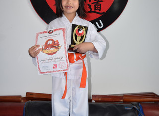Maya earns Junior Student of the Year