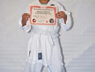 Xavier Leota Student of the Month November 2016