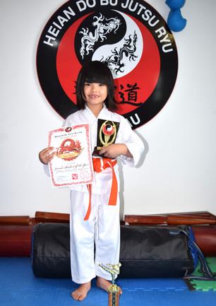 Maya Nguyen Junior Student of the Year 2019