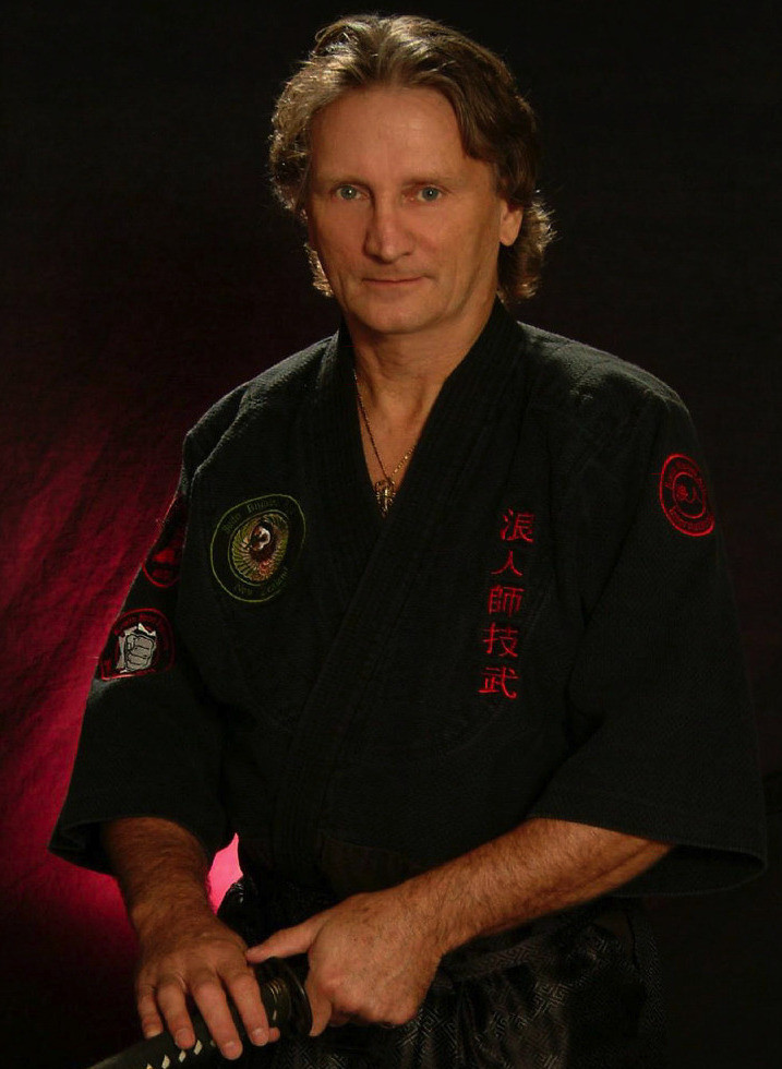 Kancho Chris W.B.Nicholson