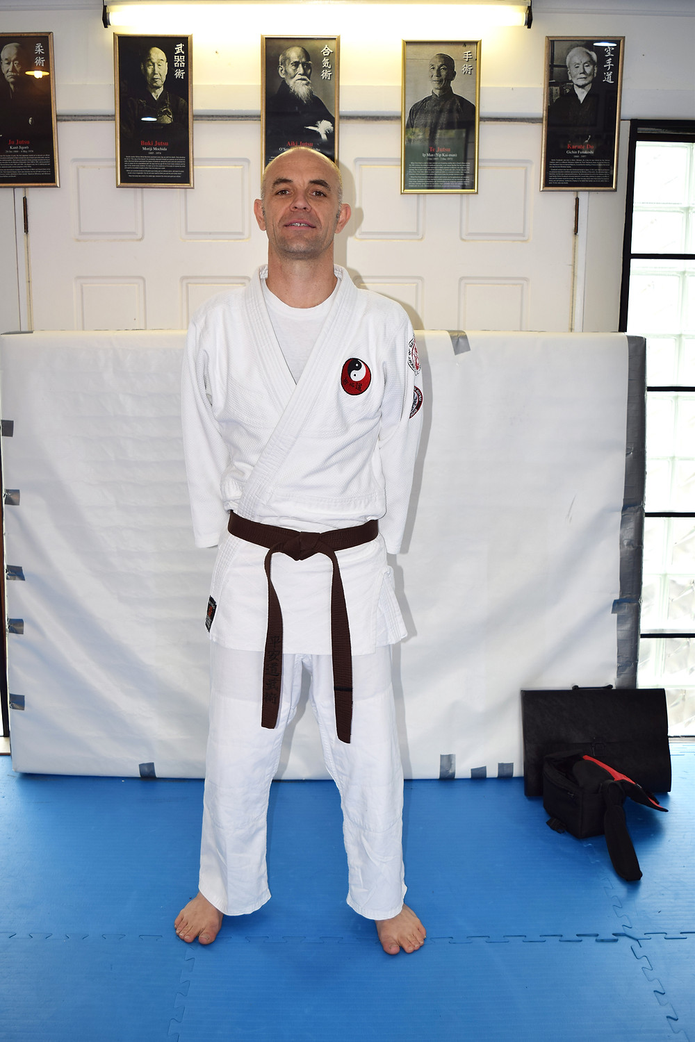 Graded at Heian Do Bujutsu Ryu